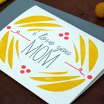 Inspiration: Paper for your Mama