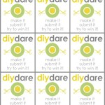 The DIY Dare That Everyone Should Enter
