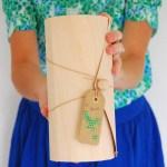 How To Make A Wood Veneer Gift Box