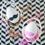 DIY // His & Hers Easter Eggs