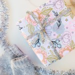 Spotlight \ In Love With Custom Wrapping Paper From MINTED