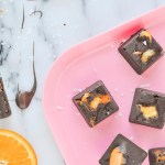 Taste It \\ Orange & Olive Sea Salt Chocolates