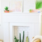 Make It \\ DIY Faux Fireplace
