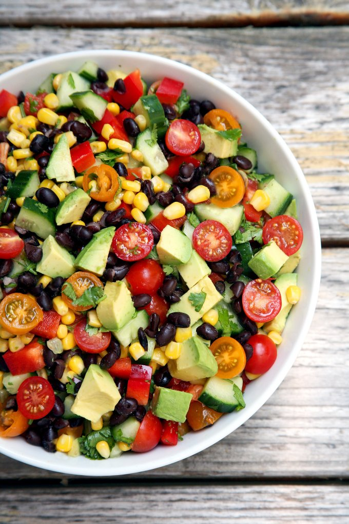 Taste It \\ Healthy Summertime Salads To Keep You Happy & Satisfied
