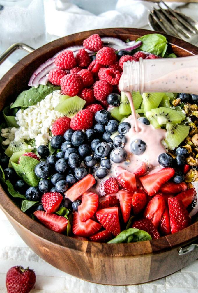 Taste It \\ Healthy Summertime Salads To Keep You Happy & Satisfied