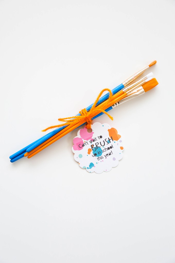 #ProperPrintables \\ Back To School Teacher Gift