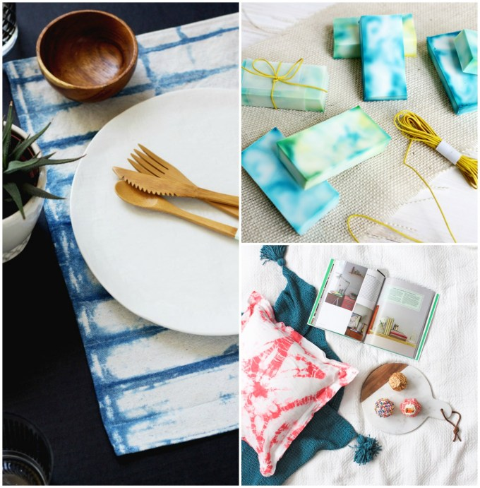 Color, Color, Everywhere: 8 colorFUL Fabric Dyeing Projects To Try At Home