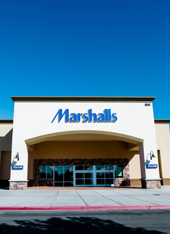 Surprising Our Pinterest Followers with Marshalls