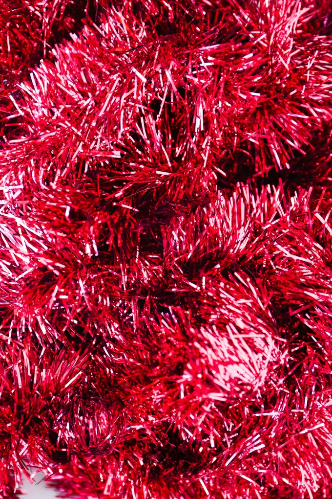 Tinsel Holiday Wallpaper Download