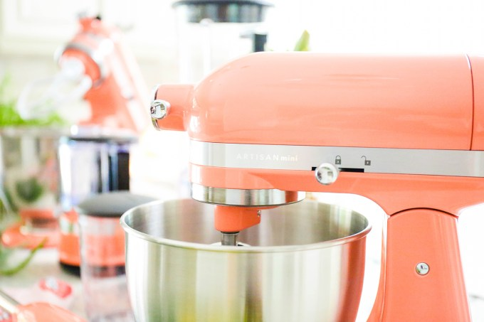 Grilled Margherita Pizza and Bird of Paradise collection by #kitchenaid