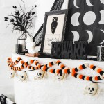 #ProperAtHome \\ The Halloween Decor We Used Around The House