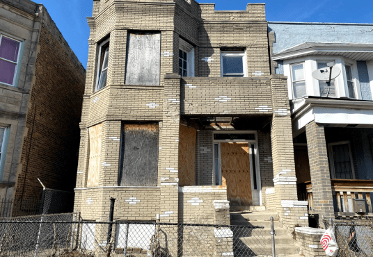 Off Market Two Unit In North Lawndale | Property Plug