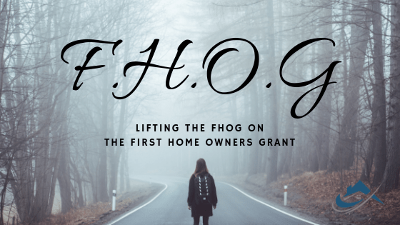 The Property Buyers Guide by Simply Altruism_FHOG - Lifting the FHOG on the First Home Owners Grant. Explaining your rights and entitlement to the First Home Owners Grant and what it is, including who it's designed for.