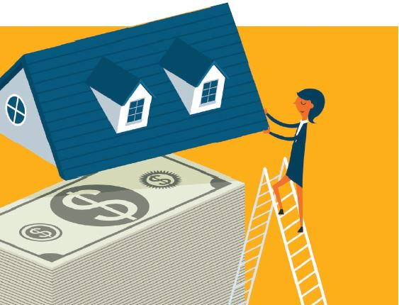 How to climb the property ladder – now