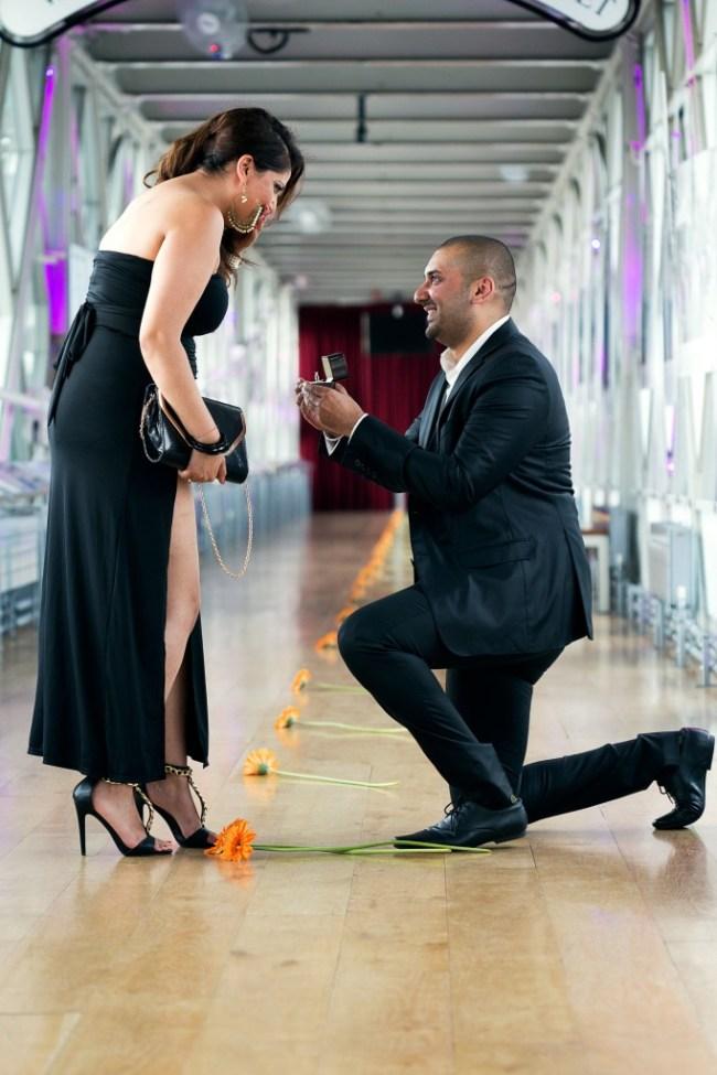 Sooo romantic!
