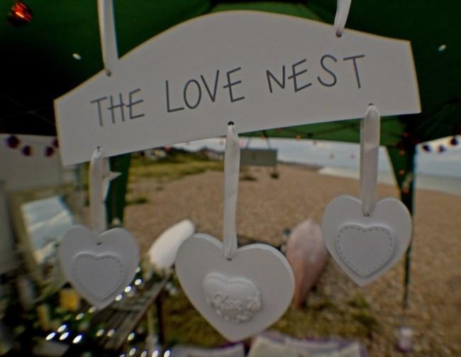Shivani's 'Love Nest'