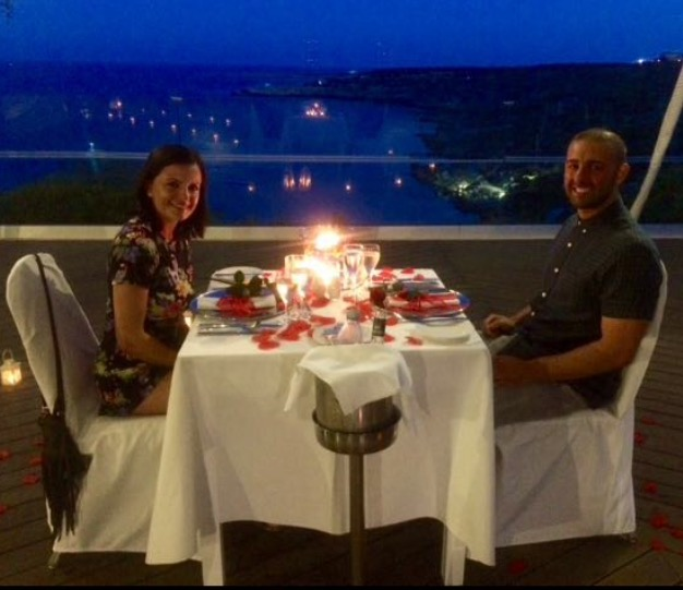 Romantic marriage proposal in Cyprus planned by The Proposers