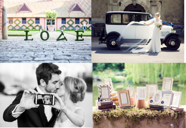Beautiful wedding which took place at Waddesdon Manor, a 17th century Chateau in Buckinghamshire