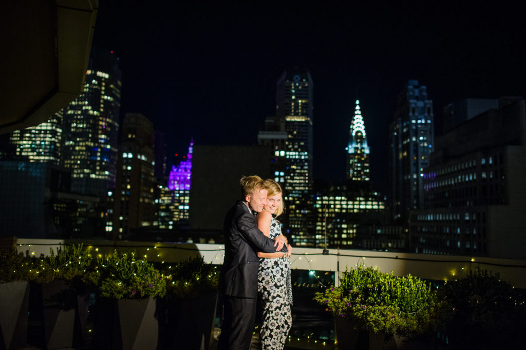 Marriage Proposal in New York planned by The Proposers