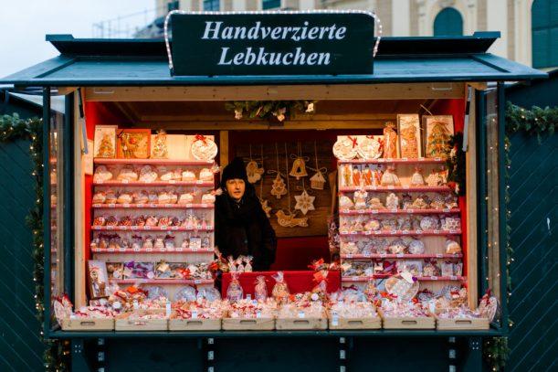 Christmas market proposal in Vienna