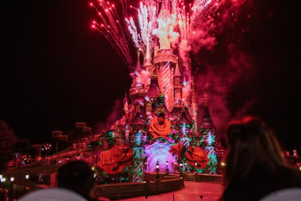 Disneyland Paris Proposal at the Castle
