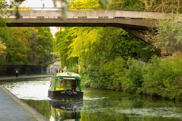 London Canal Trip