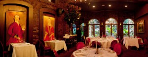 New York's most romantic restaurant