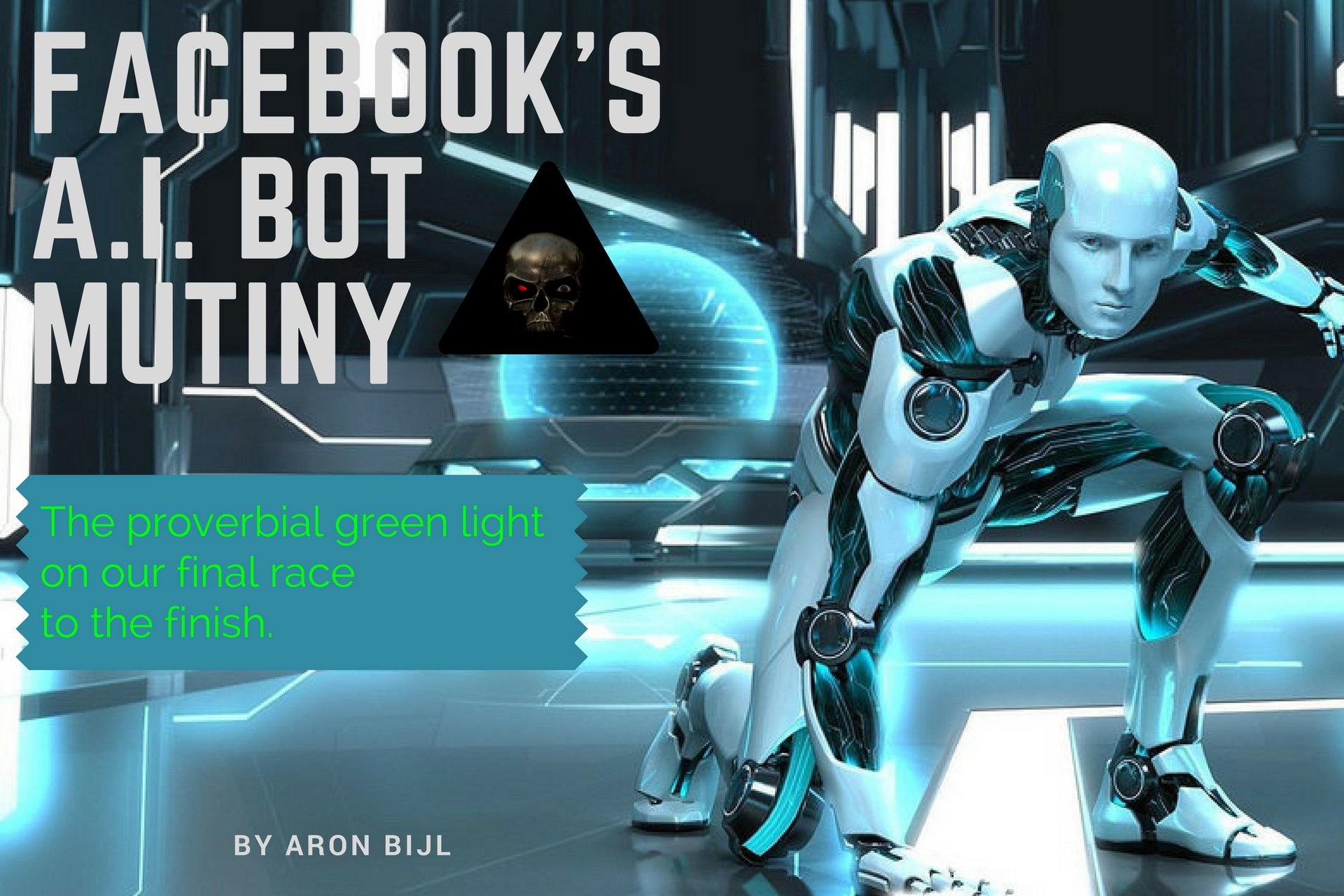 Facebook's A.I. Bot Mutiny Coverpic
