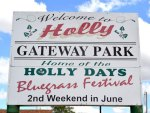 16th Holly Bluegrass Festival set for June 8-10