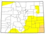 November Drought Update for Southeast Colorado