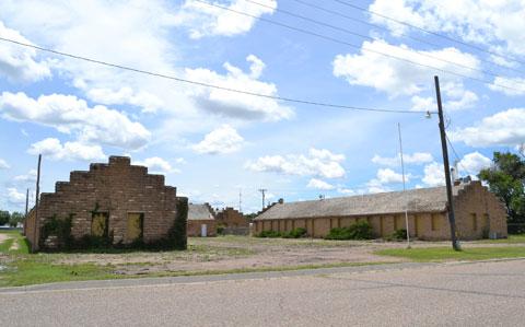 WPA Buildings on East Maple Street