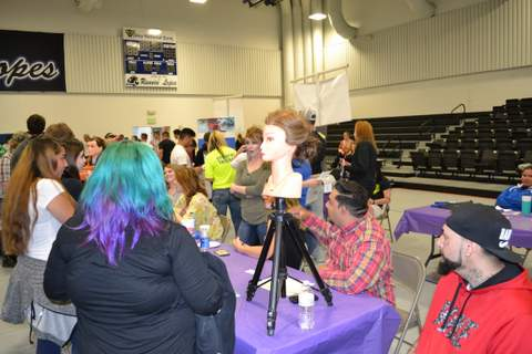 Cosmetology Ranked High for Interest