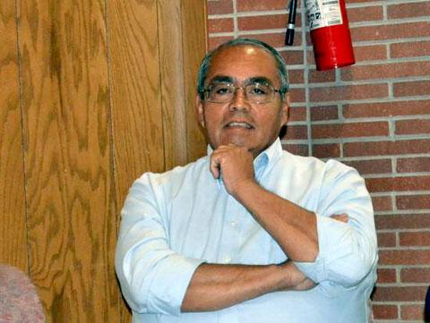 Allan Medina from Zonta Political Forum, 2015