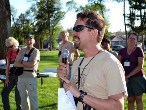 Doug Faulkner, CFO President