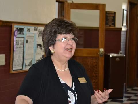 Cathy Garcia, Representative for Senator Gardner