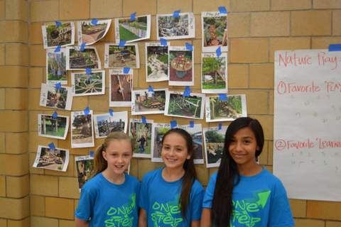 Eloquent and Enthusiastic About Their Work: Gabby, Maddie and Corrina