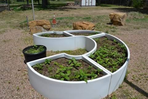 HOPE Garden in 2016