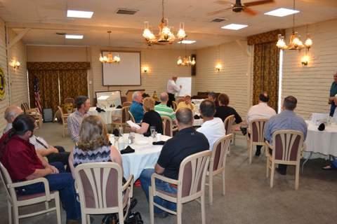 PCDI Hosts Form for Marketing Ideas