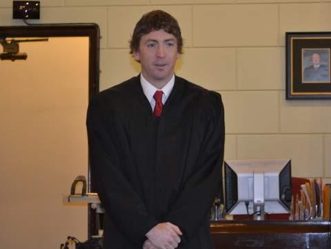 Judge Curtis Lane Porter