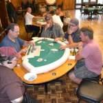 Honkers Host Casino Night
