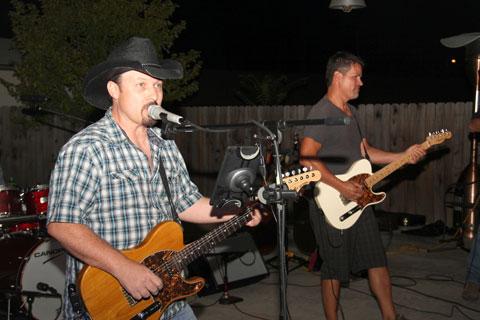 The Michael Scott Band