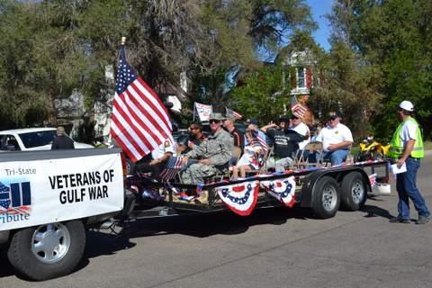 Veterans of Desert Storm/Gulf War
