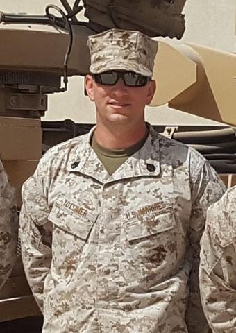 Staff Sergeant Douglas Paul Yoxsimer