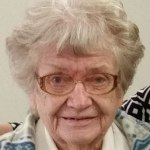 Marjorie May Davis…June 8, 1926 – November 27, 2016