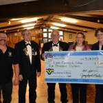 Lamar Elks Lodge Donates to LCC Foundation
