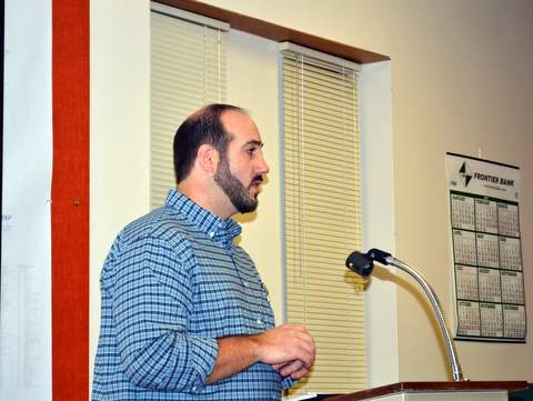Pastor Michael Stines