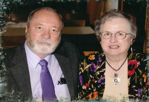 Robert & Margaret Porterfield