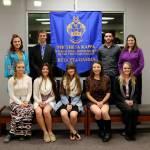 LCC's Phi Theta Kappa Welcomes 14 New Members