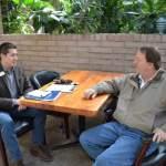Veteran's Representatives Meet for Information Exchange