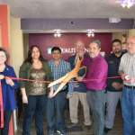 Council Combines Monthly Meeting with Ribbon Cutting